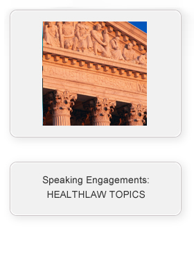 Kopf Health Law |  Healthlaw Topics